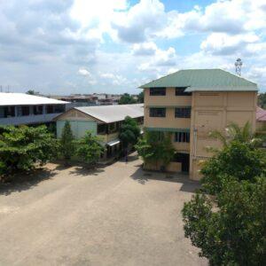 bangunan sekolah namira